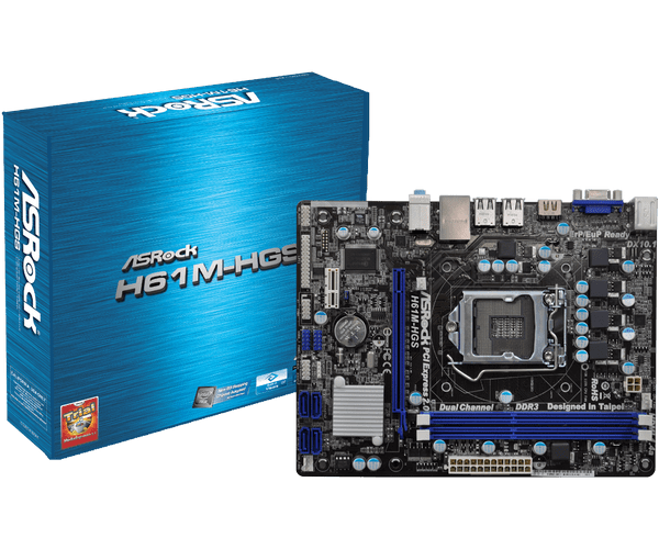 Asrock H61M-HGS Extreme Tuning Drivers Windows XP