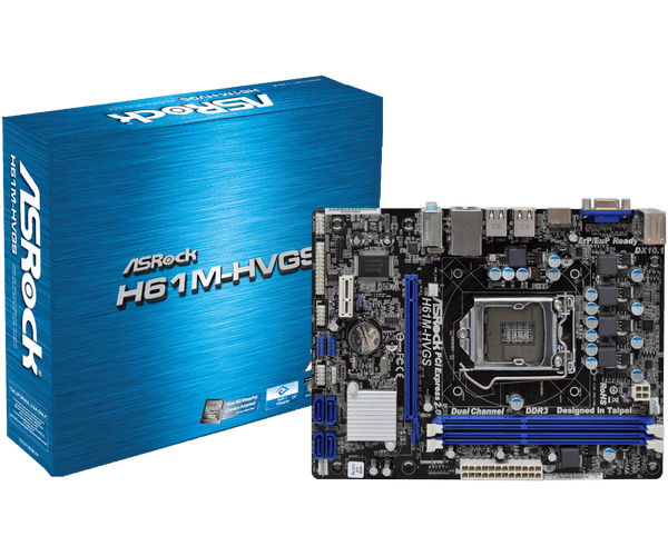 ASROCK H61M-HVGS INSTANT BOOT DRIVERS FOR WINDOWS DOWNLOAD