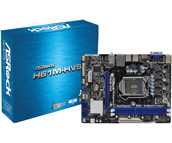 ASROCK H61M-HVS SMART CONNECT DRIVERS
