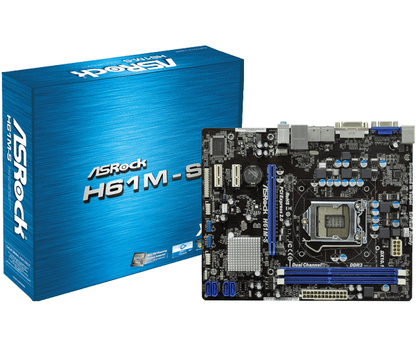 ASROCK H61M-S HD AUDIO DRIVERS DOWNLOAD (2019)
