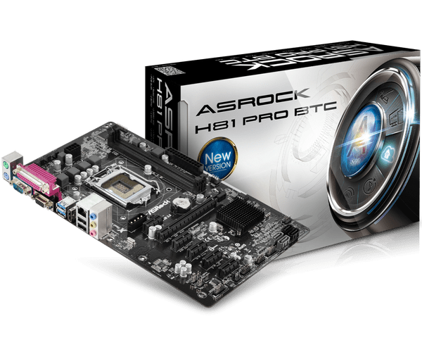 DRIVERS FOR ASROCK H81M BTC MOTHERBOARD
