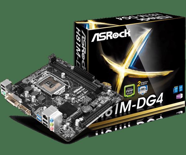 ASRock H81M-DG4 Intel SATA Windows 8 X64 Treiber