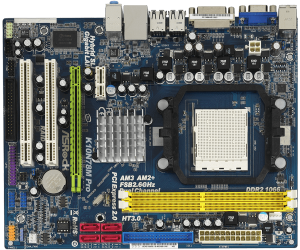 ASROCK K10N78M PRO MOTHERBOARD DRIVERS FOR PC