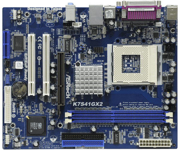 Driver for ASRock K7S41GX2