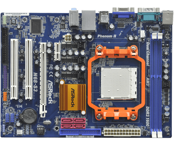 ASROCK N68-S3 FX MOTHERBOARD DRIVER FOR WINDOWS 7