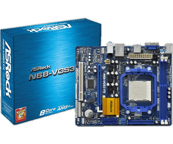 ASROCK N68-VGS3 FX HD AUDIO WINDOWS 8.1 DRIVERS DOWNLOAD