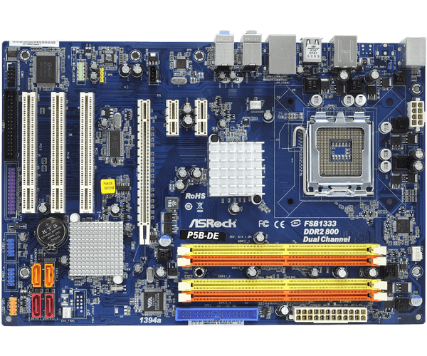 ASROCK P5B PRO VIA DRIVERS FOR WINDOWS 8