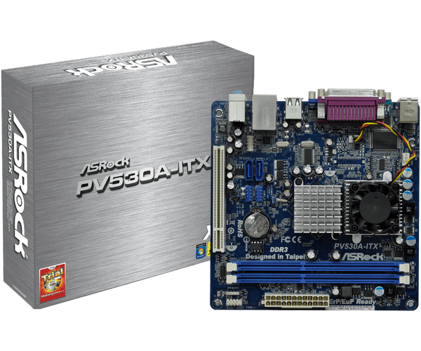 Asrock PV530A-ITX VIA 4-in-1 Driver Windows