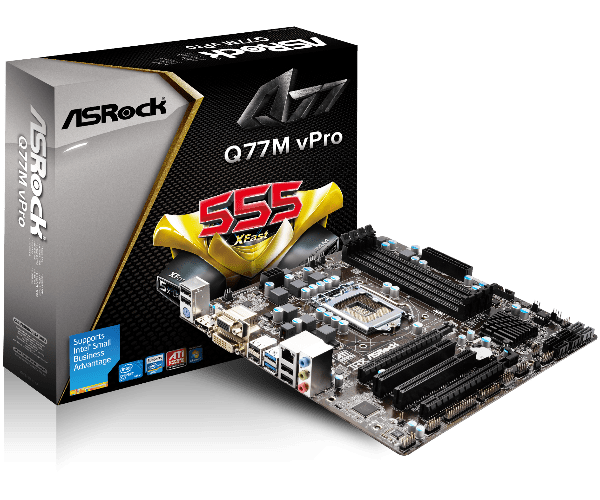 ASROCK Q77M VPRO INSTANT BOOT DRIVERS FOR WINDOWS