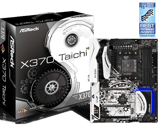 ASRock X370 TaiChi Motherboard Review- Ryzen | Level One Techs
