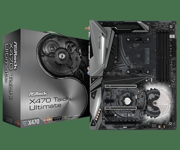 ASRock > X470 Taichi Ultimate