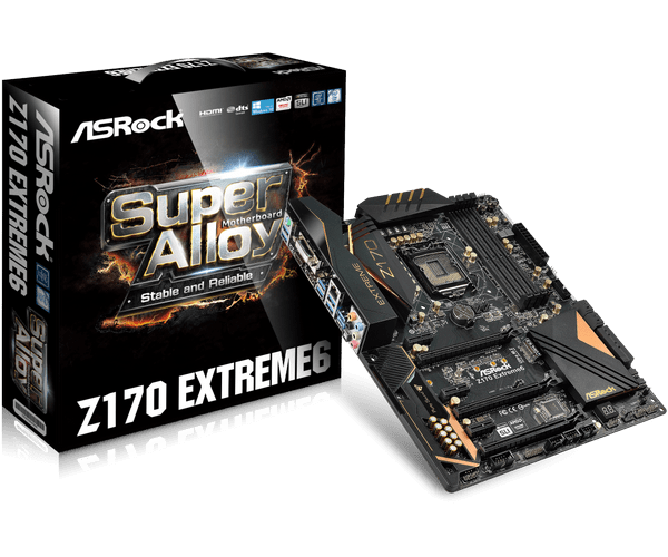 ASROCK Z170 EXTREME6 WINDOWS 10 DRIVER DOWNLOAD