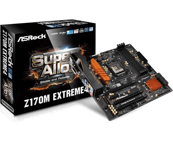 ASROCK Z170M EXTREME4 MOTHERBOARD WINDOWS 8 X64 TREIBER