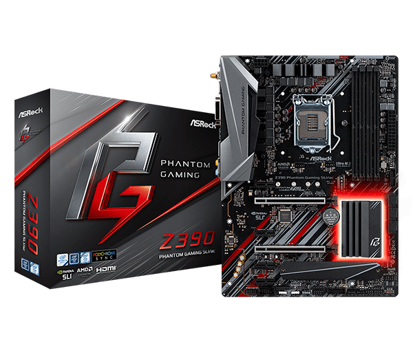 ASROCK Z390 PHANTOM GAMING SLI/AC DRIVERS FOR WINDOWS 10
