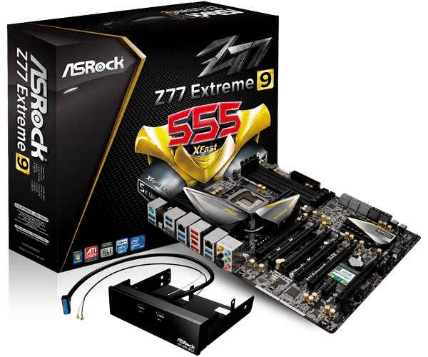 Drivers Update: ASRock Z77 Extreme9 Intel Rapid Start
