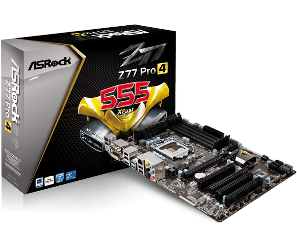 ASROCK Z77 PRO4 EXTREME TUNING DRIVERS FOR PC