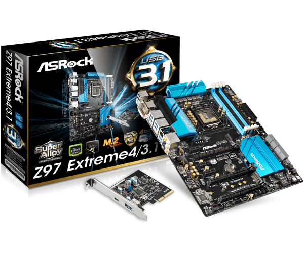 ASROCK Z97 EXTREME4/3.1 INTEL RST DOWNLOAD DRIVERS