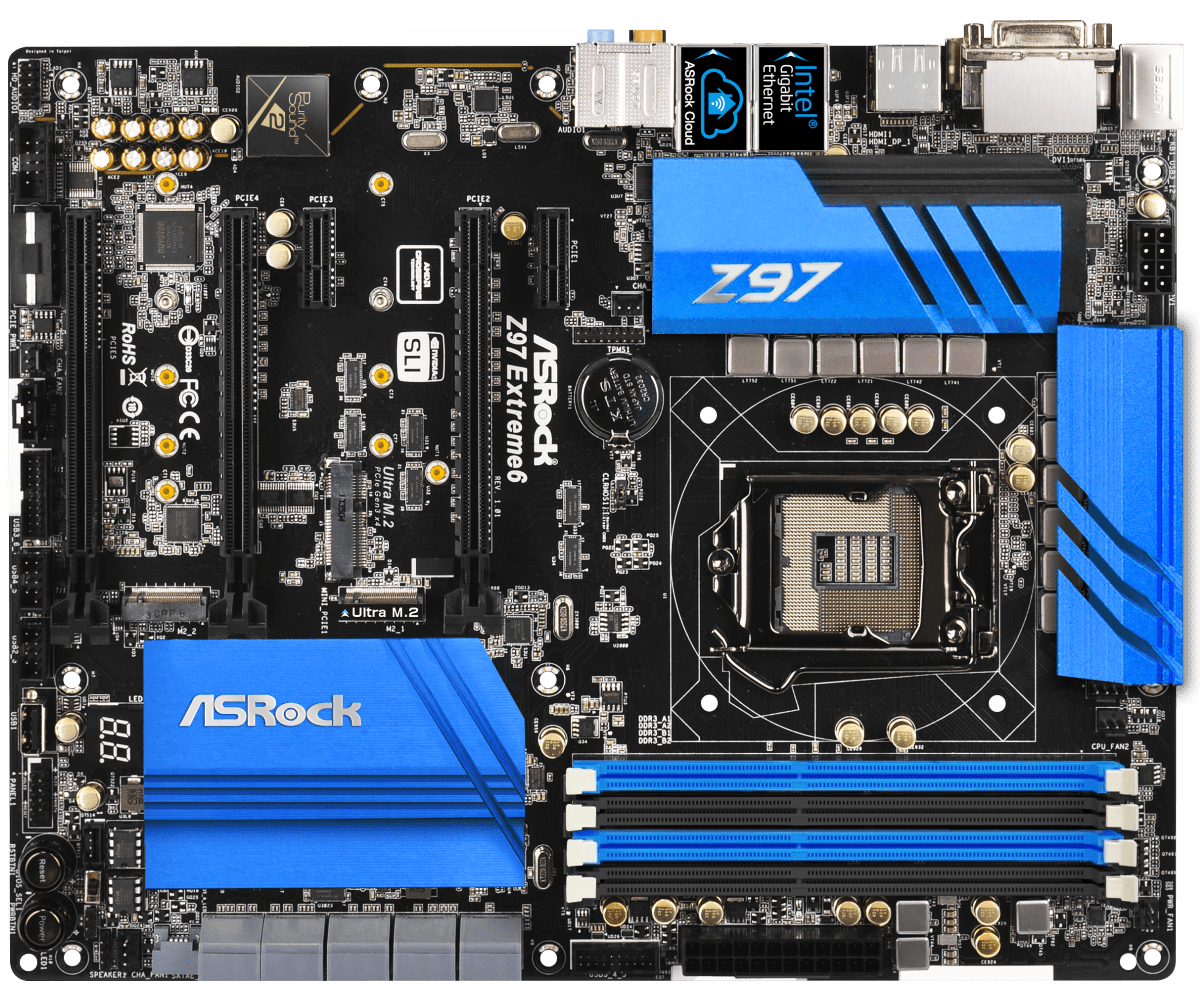 ASROCK Z97 EXTREME6 INTEL RST DRIVER FOR WINDOWS
