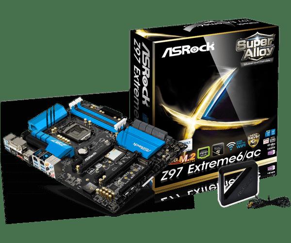 BIOS Chip ASROCK Z97 EXTREME6//ac