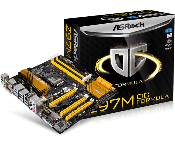ASROCK Z97M OC FORMULA DRIVER DOWNLOAD