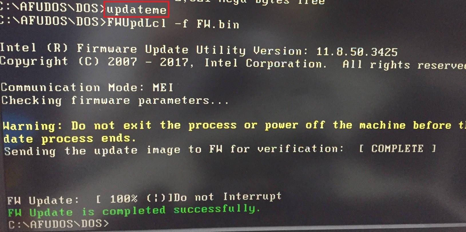 ASRock---Intel Firmware vulnerability INTEL-SA-00086