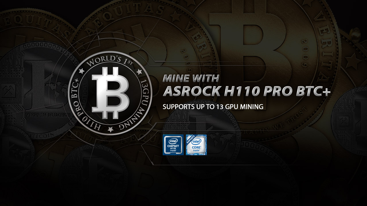 Asrock Mine With H110 Pro Btc Supports Up To 13 Gpu Mining Need Wiring Diagram For Power Window Switcheswindow11jpg Materials You