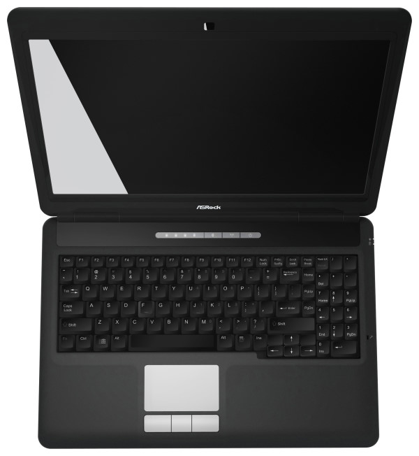 Asrock M15 Black Notebook TouchPad Driver (2019)