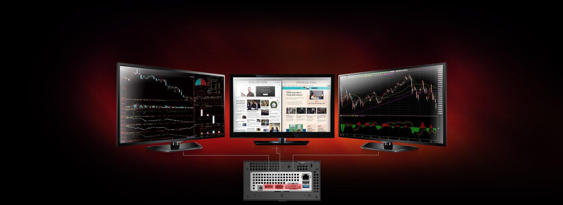 ASRock > DeskMini A300 Series