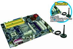ASRock K10N78hSLI-WiFi Motherboard New