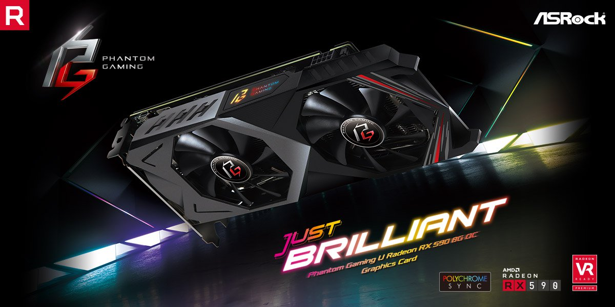Asrock showcases latest motherboards, graphics cards and small form factor pc at computex 2019
