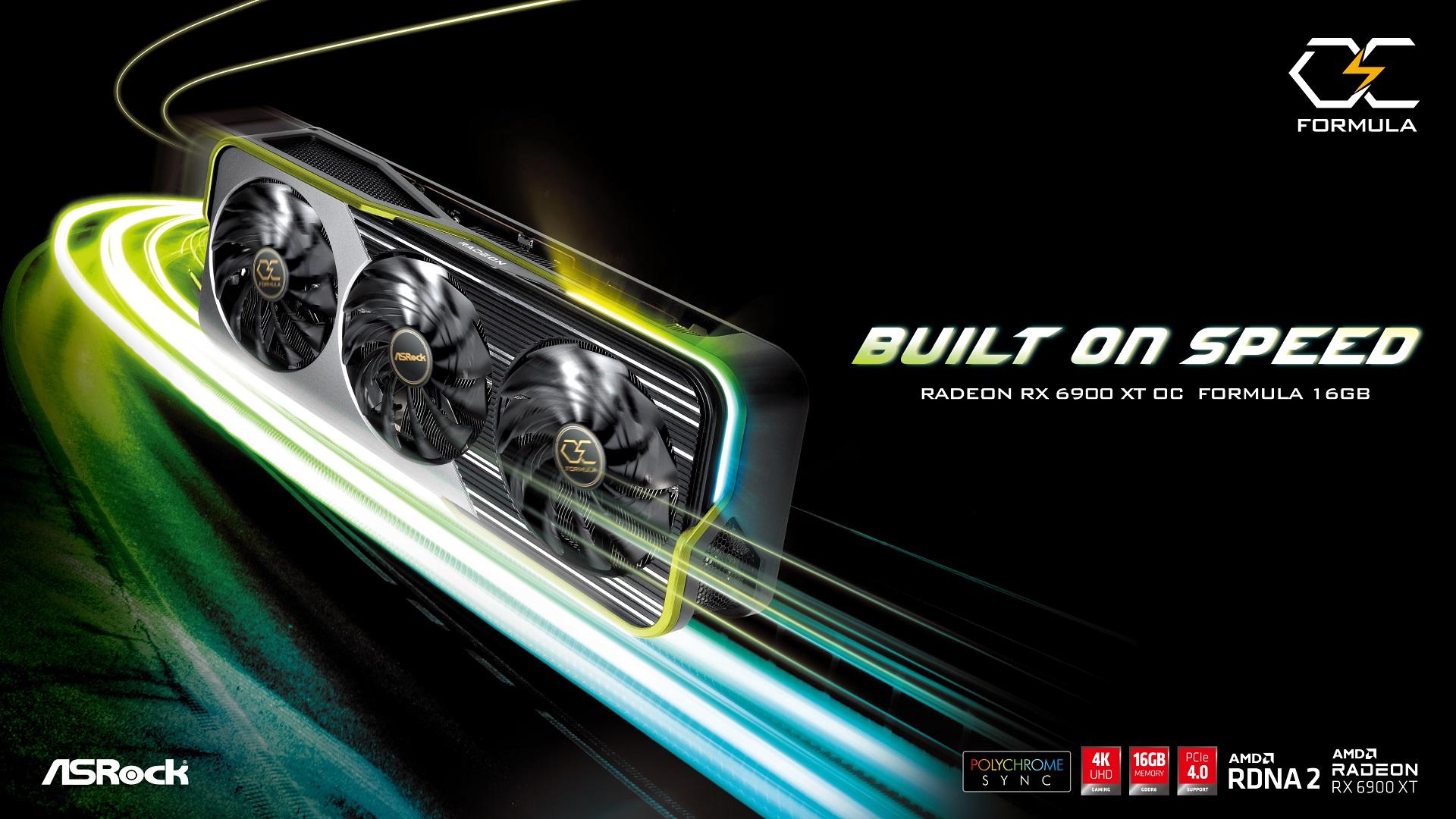 Built on Speed