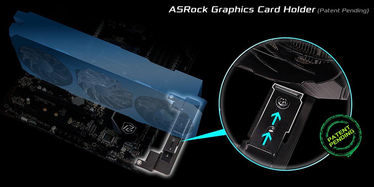 ASRock Graphics Card Holder