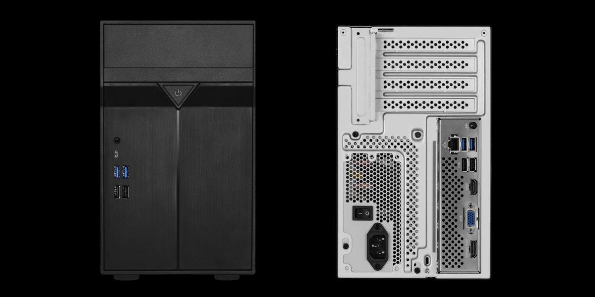 華擎科技發布全新AMD平台的10公升DeskMini Max概念電腦