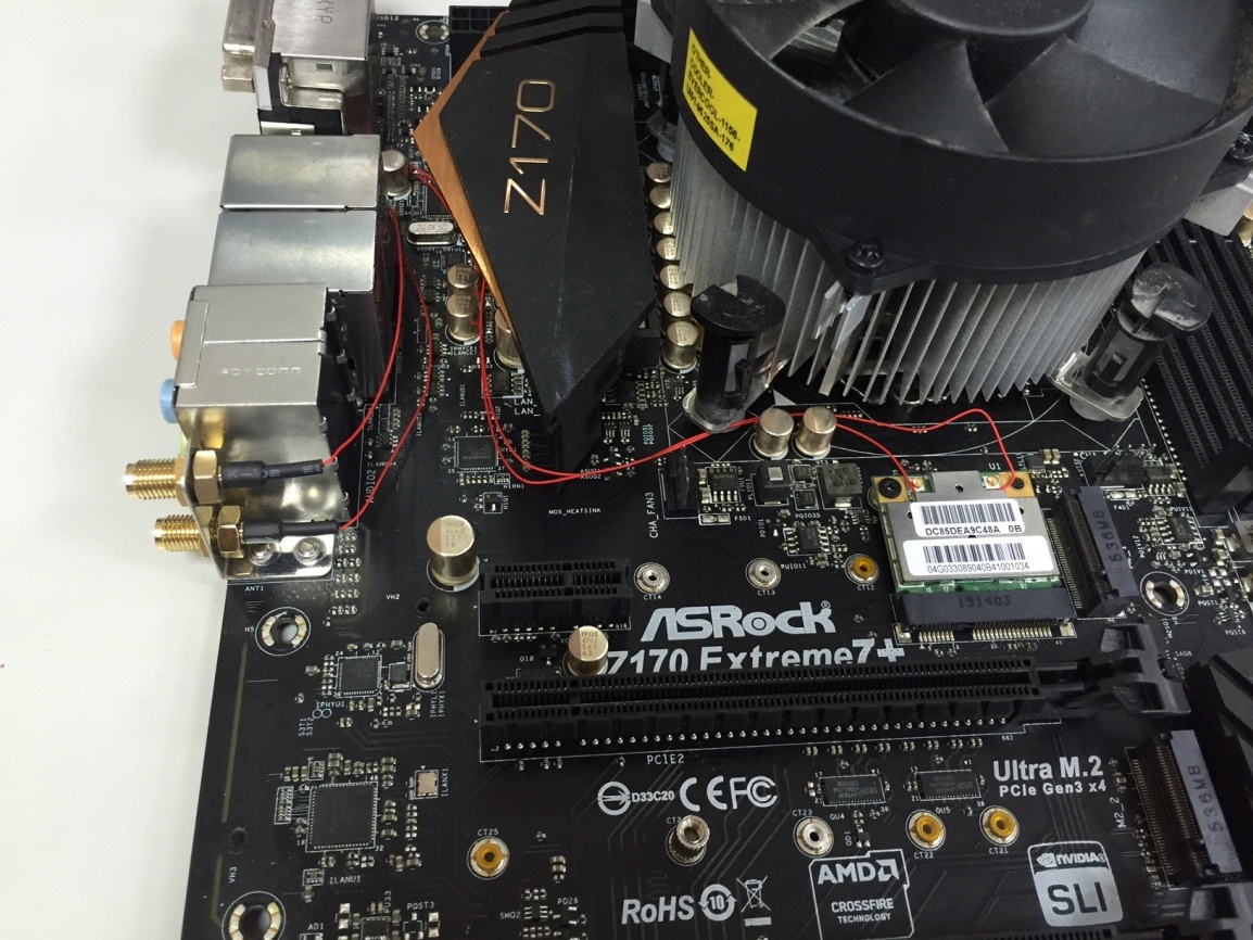 ASROCK Z77 EXTREME11 ATHEROS WLAN DRIVER FOR PC