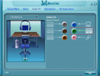 periferica audio realtek