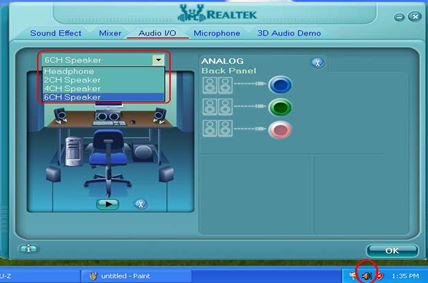 realtek 5.1 driver windows 8