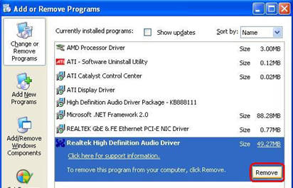 pilote microsoft uaa bus driver high definition audio